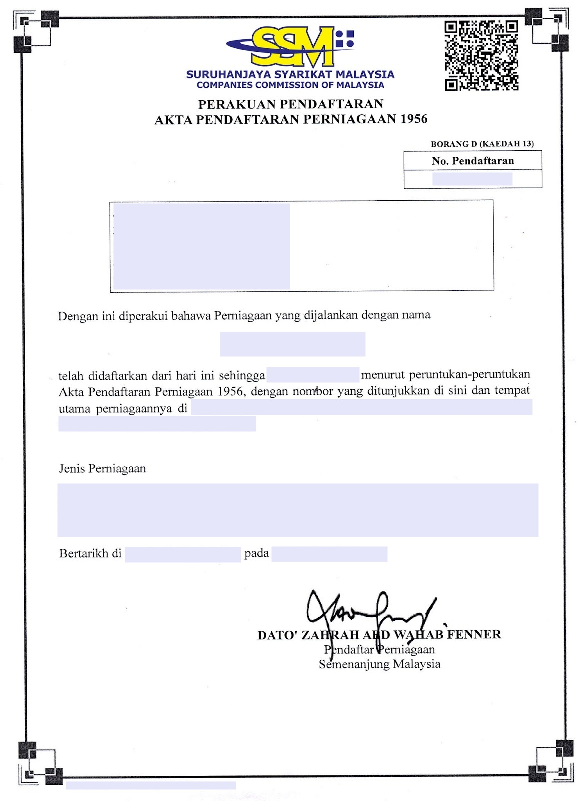 Submit Your Documents Senangpay Guide